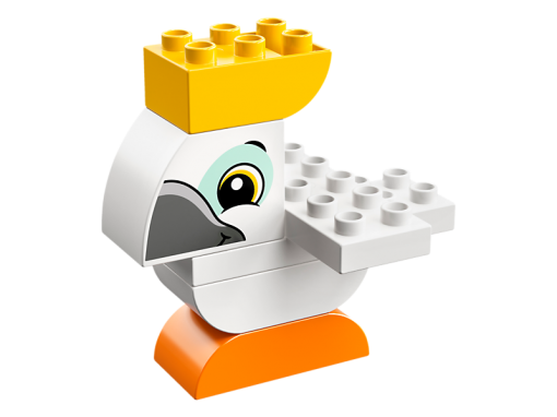 Image of LEGO DUPLO - My First Animal Brick Box
