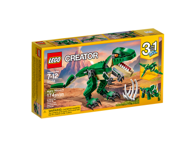 Image of LEGO- Creator- Mighty Dinosaurs