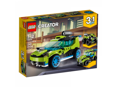 LEGO-Creator- Rocket Rally Car