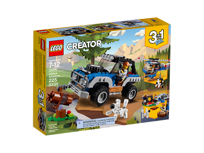 Image of LEGO- Outback Adventures