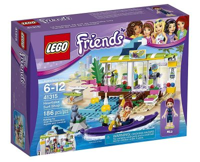 Image of LEGO- Friends-Heartlake Surf Shop
