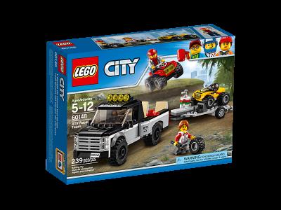 Image of LEGO- ATV-Race -Team
