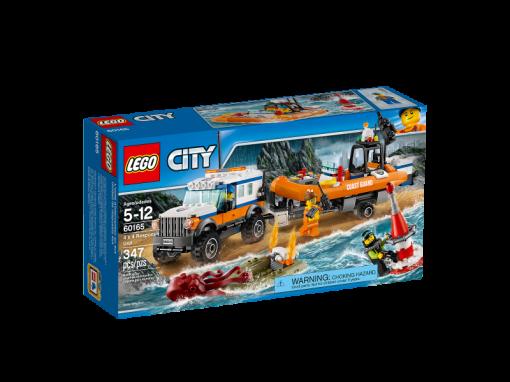 Image of LEGO- 4 x 4 Response Unit
