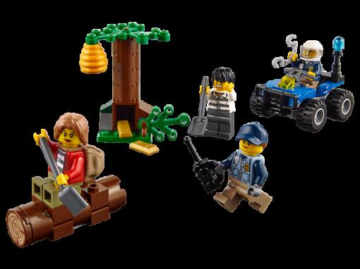 Image of LEGO-Mountain Fugitives