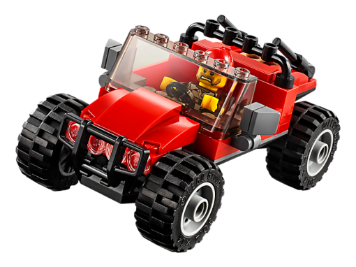 Image of LEGO- Dirt Road Pursuit