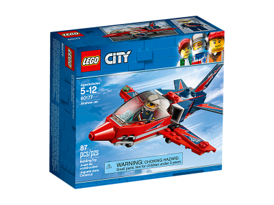 Image of LEGO- Airshow Jet