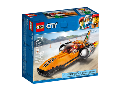 LEGO - City - Speed Race Car