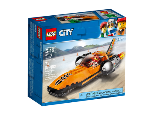 LEGO - City - Speed Race Car