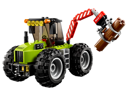 Image of LEGO- Forest Tractor