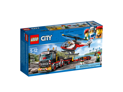 Image of LEGO- Heavy Cargo Transport