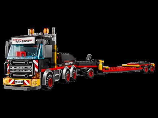 Image of LEGO- Heavy Cargo Transport