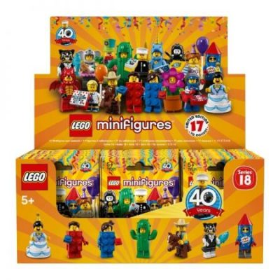 Image of Series 18-Party LEGO Minifigures