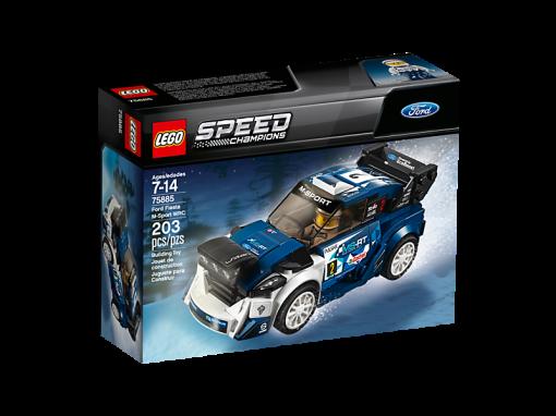Image of LEGO- Ford Fiesta M-Sport WRC