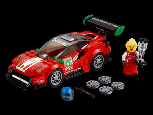 Image of LEGO- Ferrari 488 GT3 Scuderia Corsa