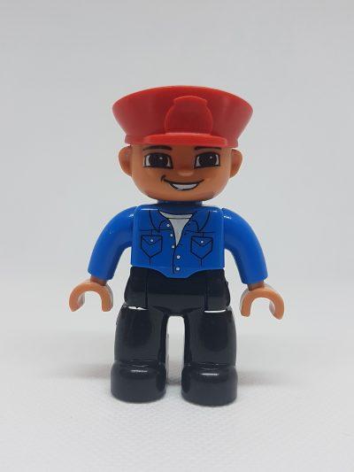 Image of Fireman